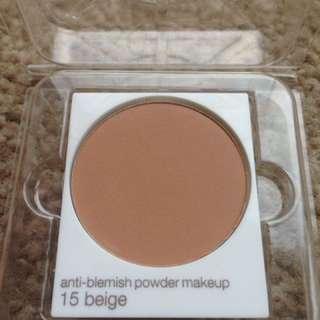 Beige Clinique Anti Blemish Pressed Powder