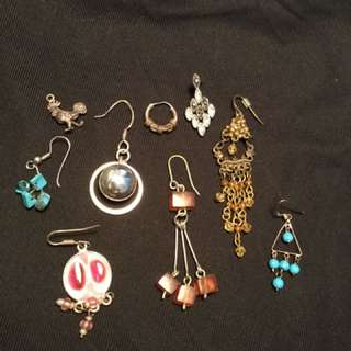 Single Earrings Perfect For Crafting
