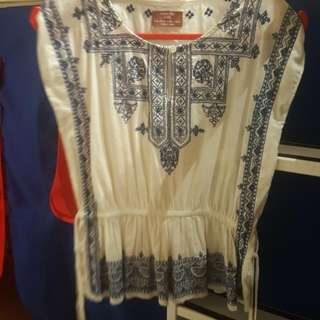 MANGO Kids Top Size 5-6 Yrs
