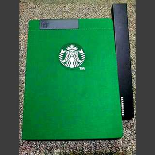Starbucks 2015 Planner (Green)