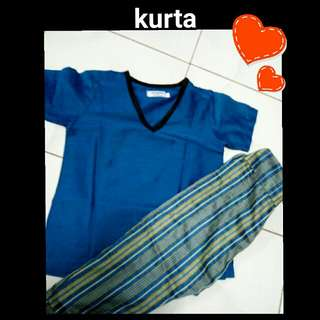 Kurta Baju Melayu