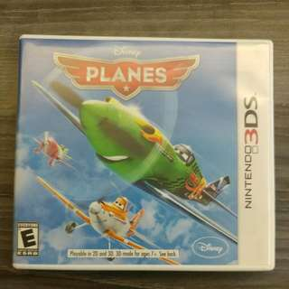 3DS Game Planes
