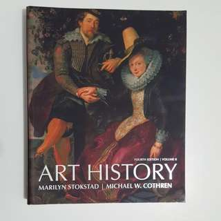 Art History 4th Edition, Volume 2
