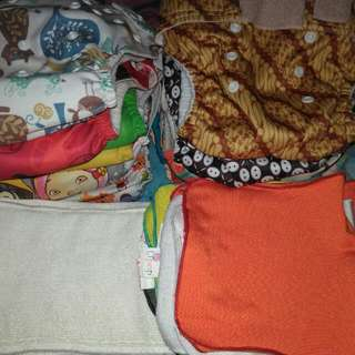 Cloth Diaper Preloved