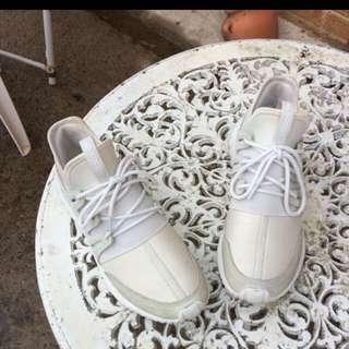 Adidas Triple White Tubular Radial Want Gone A$AP!!!!
