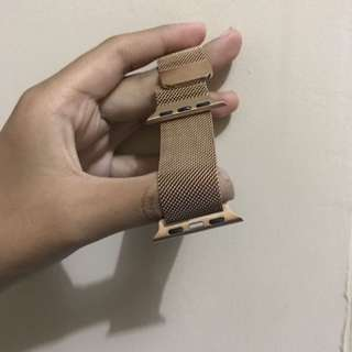 Band Apple Watch Gold