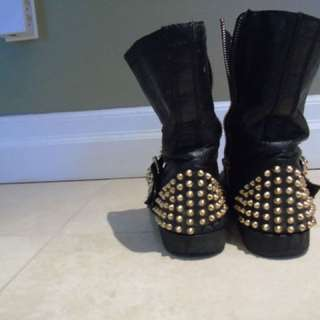 Steve Madden - Studded Boots Size 7