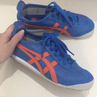 Authentic Onitsuka Tiger O'blue