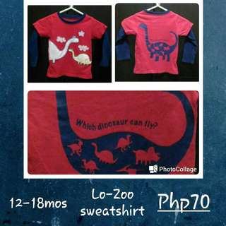 Loo-zoo sweatshirt