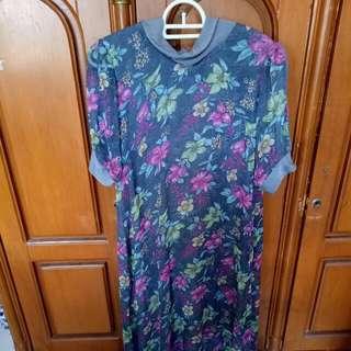 Dress Tanggung Sifon