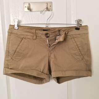 Khaki/Safari Shorts