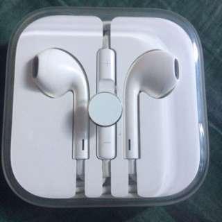 Apple Earpods W/mic