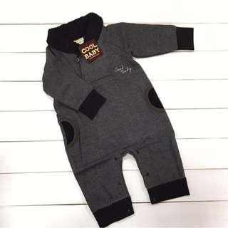 COOL BABY GREY JUMPER