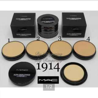 Mac 4in1 Two Way Cake. Foundation Pressed Powder