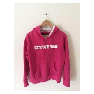 Converse | Pink Hoodie | Size Medium