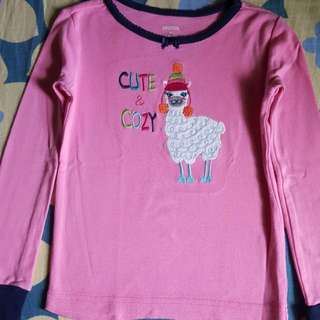 Gymboree Long Sleeves Shirt For Girls