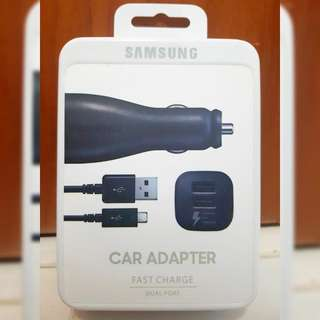 🏆2 Years Trusted Seller!! Dual Port Samsung Fast Charger