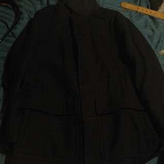 Man Wool Jacket