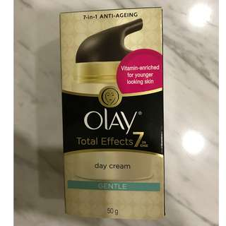 Olay Total Effects 7 in 1, day cream