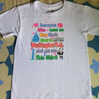 White Tshirt For Girls