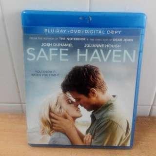 Safe Haven - Blu-ray & DVD - US Import (original)