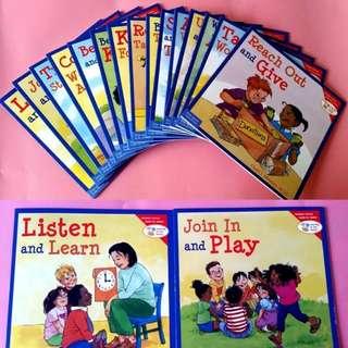 包順豐 Learning to Get Along 15books