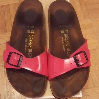 Birkenstock Hot Pink Size 7
