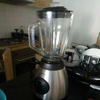 Glass Blender (used 3 times Only )