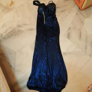 Kanok Lin Long Slit Dress