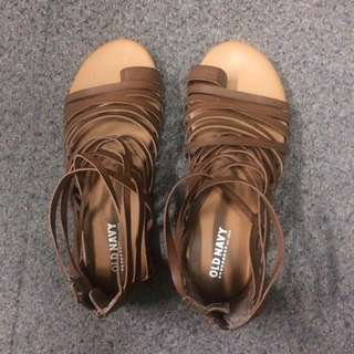 Mini Gladiator Sandal Good As New