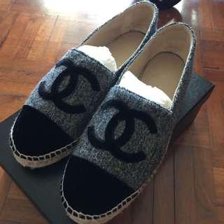 已降價!Chanel鉛筆鞋