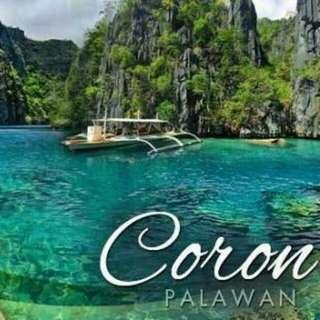 Coron Palawan 3D2N w/ Airfare