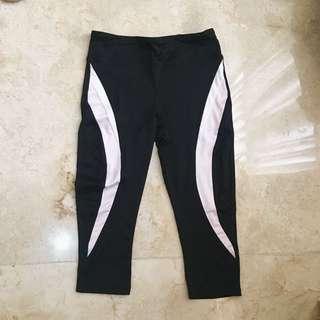 Forever21 Nike Reebok Yoga Pants
