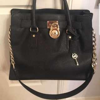 PRICE DROP Authentic Michael Kors Hamilton Handbag