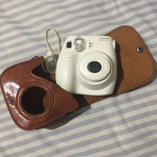 Jual INSTAX CAMERA WHITE