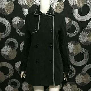 Coat Studio Black