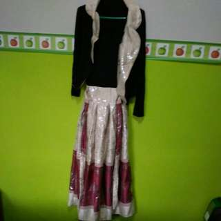 Dress 2in1 With Bolero