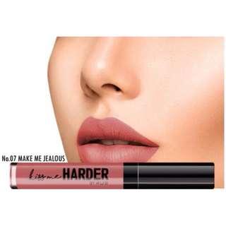 KISS ME HARDER LIP MATTE BY 4U2 [no.07 make me jealous]