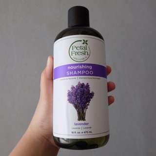 Petal Fresh Organics Nourishing Shampoo