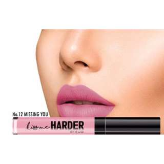 KISS ME HARDER LIP MATTE BY 4U2 [no.12 missing you]
