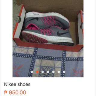 Nikee Shoes
