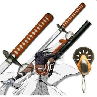 sword Bankay of Tösen of the animebleach