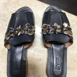 pvra new lavva heels navy
