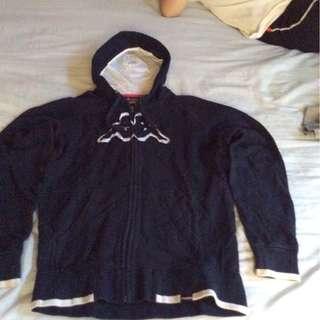 Kappa hood jacket