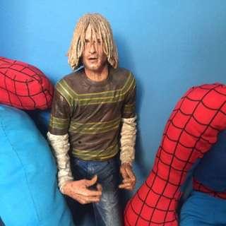 Kurt Cobain Waxing Figures