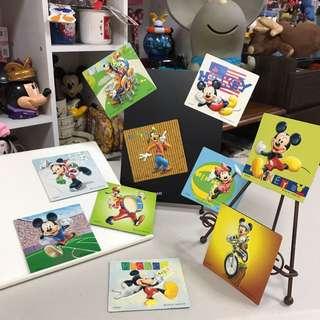 🚚 迪士尼系列冰箱磁鐵