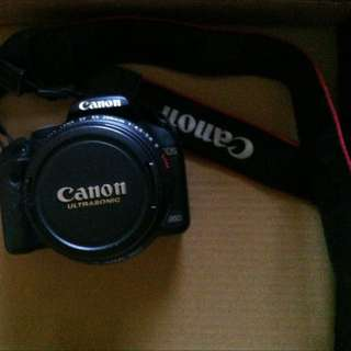 Dslr Canon 500D Only