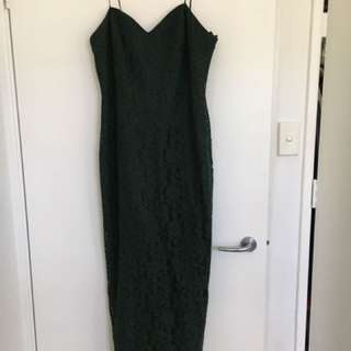Vintage Dress Reduced To Clear