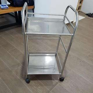 Stainless Steel Kitchen Cart