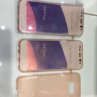 360 Full Case Soft Ultra Thin Samsung S8 Plus S8+